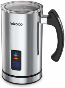 Miroco Electric Milk Steamer/Frother