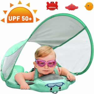 Preself Upgraded Non-Inflatable Baby Float