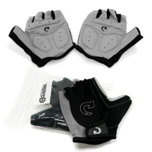 GEARONIC TM Cycling Foam Padded and Shockproof Sports Short Gloves