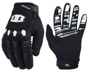 Seibertron Unisex Dirtpaw Racing Bike Road Racing Bicycle Gloves