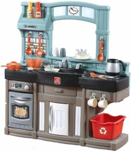 Step2 Best Kids Chefs 25-Pc Toy Kitchen Playset