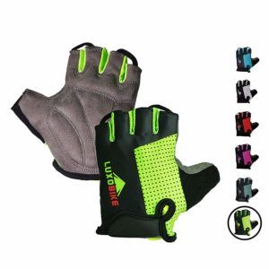 LuxoBike Bicycle Gloves Cycling Gloves