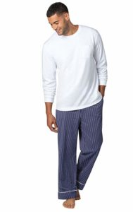 PajamaGram Cotton Pajamas Men's Pajama Sets