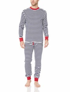 Amazon Essentials Knit Men's Pajama Set
