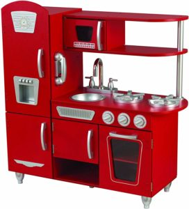 KidKraft Vintage Red Play Kitchen