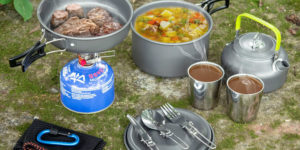 Top 10 Best Camping Cookwares in 2021 – Reviews