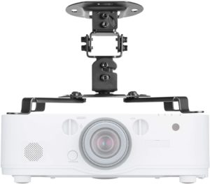 WALI Universal Projector Low Profile Mount